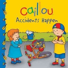 JJ FAVORITE CHARACTERS CAILLOU.