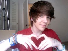 Damon Fizzy. He just seems so sweet, and caring. Like, he honestly makes a bad day 10x better. <3