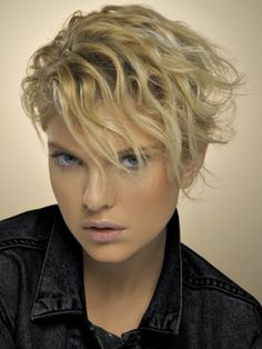 Glamour short hairstyles