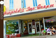 Leopold's Ice Cream Savannah, Georgia