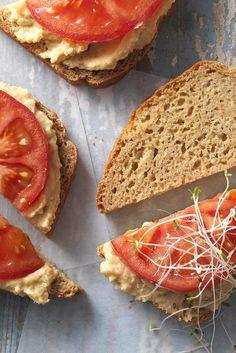 Gluten-Free Sorghum Sandwich Bread  Recipe
