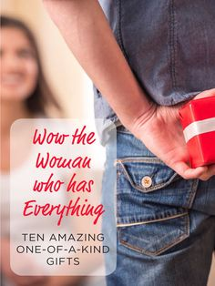 #ad #eBayGuides How to wow the woman who has everything  with gifts from @ebay!