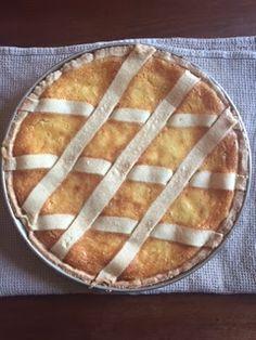 Kitchening: La Pastiera di Totò per il Calendario del Cibo Italiano Pie, Desserts, Food, Calendar, Torte, Tailgate Desserts, Cake, Deserts, Fruit Cakes