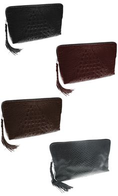 Love the elegant and convenient clutches from Valenz Handmade!