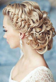 Hairstyle For Wedding Sufficient wedding hairstyles 2015 hairstyles hair colors and, sufficient wedding hairstyles 2015 hairstyles hair colors and. Summer Wedding Hairstyles, Braided Hairstyles For Wedding, Hairstyle Wedding, Braided Updo, Bride Hairstyles, Hairstyles Haircuts, Hairstyle Ideas, Hair Ideas, Bridesmaid Hairstyles