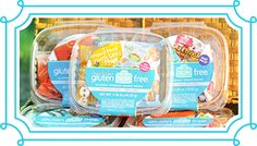 Allergen free & gluten free products for kids: Rebecca & Devyn's Gluten Free To-Go snacks. (also free of 8 other common allergens, including peanuts).