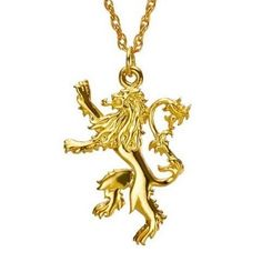 [Name] Game of Thrones necklace [Code] XL0031. [Size] Pendant: 4 2.7cm Chain: 50cm [Feature] Classic design, Good quality. | eBay!
