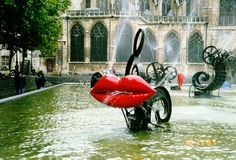Paris, Centre Pompidou