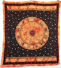 Horoscope Tapestry Hippie Tapestry Bohemian Indian Zodiac AstrologyTapestry art   Free Shipping 100% Positive feedback Buy Now : http://ebay.to/1tgNTuH  #tapestry