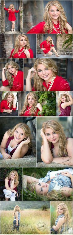Lauren | Herscher High School | Class of 2014 | IL Senior Photographer Indianapolis Senior Photographer