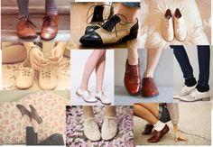 sapatos oxford feminino - Pesquisa Google