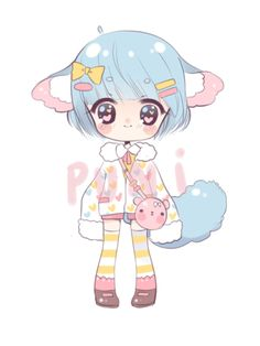 Adoptable [CLOSED] by Puniuu.deviantart.com on @DeviantArt