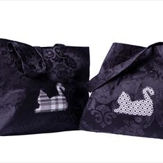Limited edition handmade fun bag for Cat Lovers