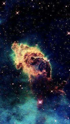 Yellow Elephant Nebula