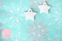 【Ellie&M's fabric】 2015 クリスマスライツ コットン生地