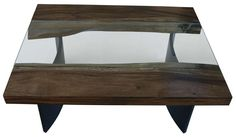 Furnitures Bedroom Wooden Glass Square Coffee Table Also Black