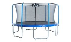 Groupon - Skytric 15ft. Trampoline with Top Ring for £289.99 . Groupon deal price: £289.99