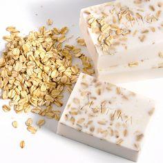 Oatmeal, milk and honey soap by Latika Soap