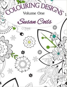 Amazon Colouring Designs For Adult Colourists Volume 1