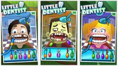 Game for the kids if & when afraid of going to the dentist