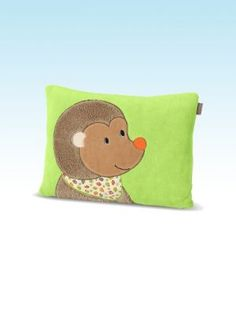 Hedgehog Pillow | Nursery Furniture | Baby Accessories Ireland | Cribs.ie Nursery Furniture, Nursery Bedding, Baby Accessories, Cribs, Hedgehog, Sunglasses Case, Ireland, Coin Purse, Purses