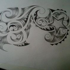 maori tattoo design chest arm by tattoosuzette.deviantart.com  If you love this tattoo design - please give my shop a quick peek.  savingscents.scentsy.co.uk  I work hard to curate plenty of designs for your pinning pleasure!