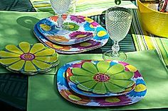 Garden Party Decor from a Dollar Store | Stretcher.com