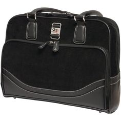 """Mobile Edge Classic Corduroy Notebook Tote (16"""" Pc And 15"""" Macbook)"""
