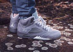 http://SneakersCartel.com Nike Air Jordan V 'Wolf Grey' - 2011 (bymax_jaeg) #sneakers #shoes #kicks #jordan #lebron #nba #nike #adidas #reebok #airjordan #sneakerhead #fashion #sneakerscartel