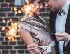 70 Sparkling New Year Eve Wedding Ideas