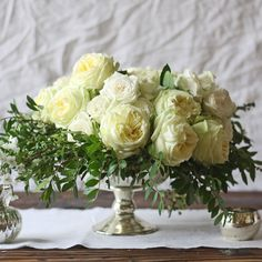 Elegant Footed Bowl with Leaf Design - Champagne Colour – The Wedding of My Dreams Wedding Vases, Our Wedding, Wedding Decorations For Sale, Wedding Table Centerpieces, Centrepieces, Winter Wedding Flowers, Flower Food, Champagne Color, Leaf Design