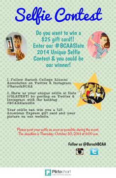 Win $25 gift card by winning the best selfie contest!!