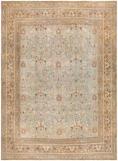 Antique Khorassan Persian Carpet 46929