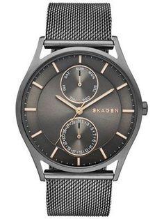 75fa2f5886a Skagen Holst Multifunction Mesh SKW6180 Unisex Watch