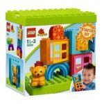 LEGO DUPLO Toddler Build and Play Cubes At Amazon £7.99 - Gratisfaction UK Flash Bargains #lego #legoduplo #kids #baby #parents