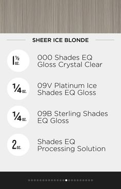 Hair Color Blonde Highlights White Haircuts Ideas - All For Hair Cutes White Blonde Highlights, Blonde Color, Hair Highlights, Redken Color Formulas, Hair Color Formulas, Toner Für Blondes Haar, Redken Hair Color, Redken Hair Products, Hair Toner
