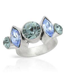 PILGRIM SKANDERBORG, DENMARK Crystal Ring