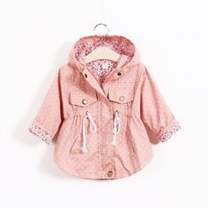 Girls Rain Coat Fall and Spring Jacket  #kidspajamas #balletgirl #onlinestore #christmasshop #footwear #girlssleepwear #boysfashion #Shopearly #christmaspjs #boysshoes