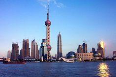weird and wonderful Shanghai