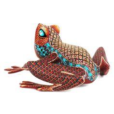 Laura Hernandez Frog