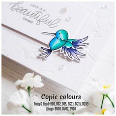 Thought I'd share my copic colours for the @prettypinkposh Hummingbird Thanks images. I'm not a colouring expert by any means but hopefully some of you will find this helpful #prettypinkposhturns4 . . . . . #gemmascards #prettypinkposh #sequins #clearstamps #stamping #craft #crafting #handmadecards #handmade #handmadecard #cardmaking #cardmaker #papercraft #papercrafts #papercrafting #greetingcards #diecutting #diecuts #handmadewithlove #instacraft #makersgonnamake #creativelifehappylife…