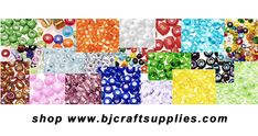 Beads and Bead Supplies Menu Seed Bead Crafts, Beaded Crafts, Seed Bead Jewelry, Seed Beads, Metal Beads, Glass Beads, Jewelry Ideas, Diy Jewelry, Cheap Craft Supplies