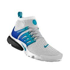 Мужские кроссовки Nike Air Presto Ultra Flyknit iD