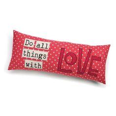 Demdaco Love Pillow
