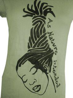 Kinky Hair T-Shirts - Bing Images