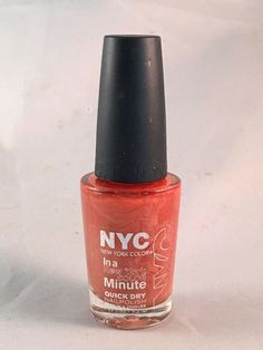 NYC New York Colors In A New York Colors Minute Central Park Nail Polish  | eBay