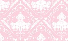 pink victorian wallpaper - Google Search