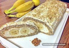 Sastojci 7 jaja 100 g 7 žlica šećera (kristal) 15 žlica glatkog brašna (tip . Torte Recepti, Kolaci I Torte, Baking Recipes, Cookie Recipes, Torta Recipe, Banana Dessert Recipes, Waffle Cake, Serbian Recipes, Torte Cake