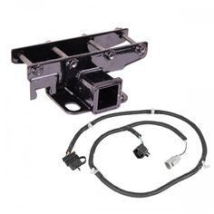 Jeep Wrangler JK 2007-2014 | Receiver Hitch and Wiring Harness w/FREE GIFT RST Garage