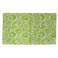 You'll love the Funky Florals Swirl Pattern Green Area Rug at Wayfair Supply - Great Deals on all Décor  products with Free Shipping on most stuff, even the big stuff.